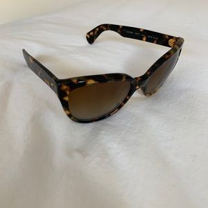 Oliver Peoples Polarized Abrie Sunglasses